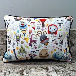 Disney Nightmare Before Christmas Maruyama Pillow